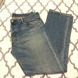 Levi's 501 Mens Jeans